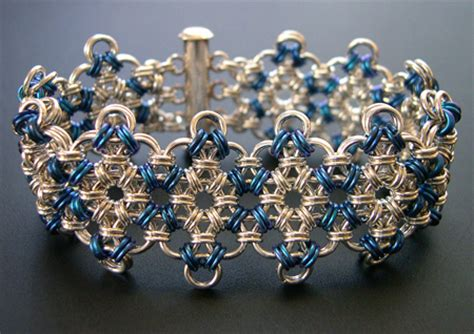 chain mail plus jewelry projects using crystals charms more books free chainmaille jewelry patterns lena patterns