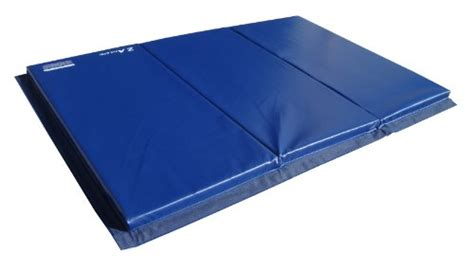 How Much Are Gymnastic Mats by Z Athletic V4 Folding Mat Workout Padding 2 Inch