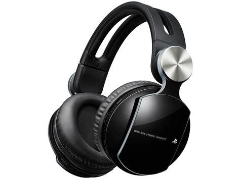 Headset Wireless Sony sony pulse wireless stereo headset elite edition