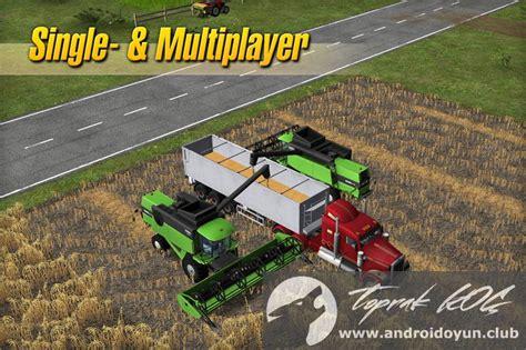 farming simulator 14 apk farming simulator 14 v1 3 9 mod apk para hileli