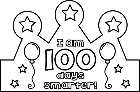 free s day photo card templates crown png 100 days of school activities for preschoolers 1000