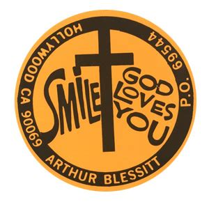 Sticker Jesus