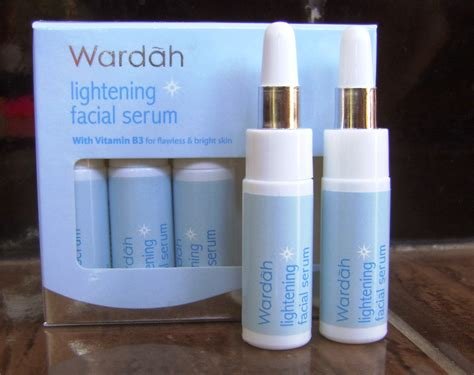 Serum Wardah Lightening Serum ini review dan harga serum wardah terlengkap cosmo cantik