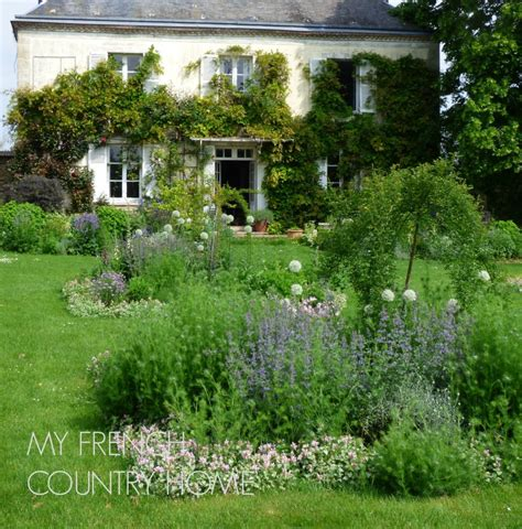 my country home the parterres a one year update my country home