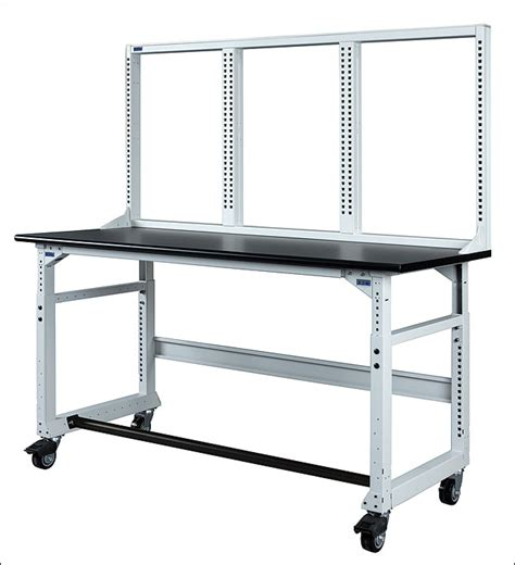 tech bench techbench and techorganizer desk workbench system