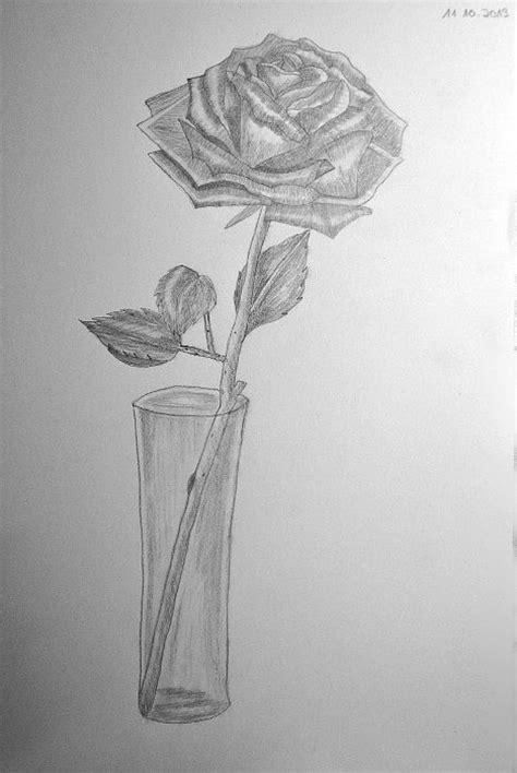 3d tattoo zeichnen bleistiftzeichnung bleistiftskizze anf 228 nger rose