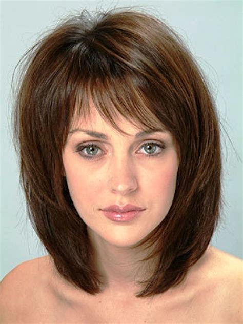 medium hairstyles   faces tips magment