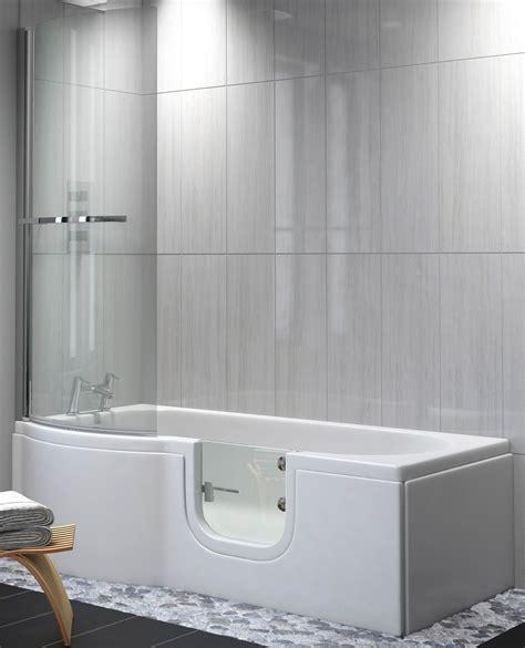 satin p shape walk  shower bath practical bathing
