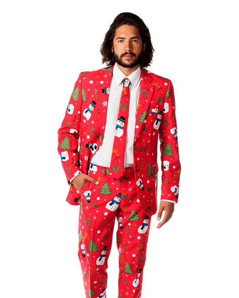 some christmas suits for the men