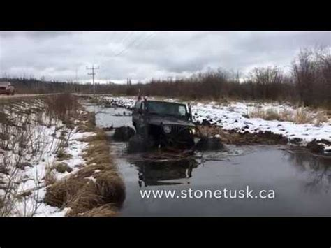 floating jeep floating jeep spring testing 2 youtube