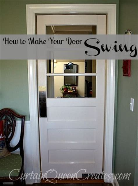 how to keep door from swinging open best 20 swinging doors ideas on pinterest