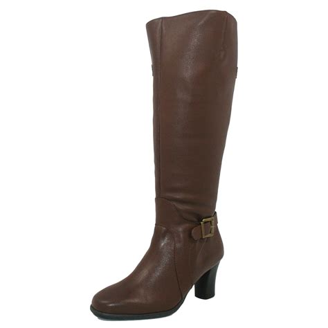 boots wide width ros hommerson tazmin wide calf knee high boot black