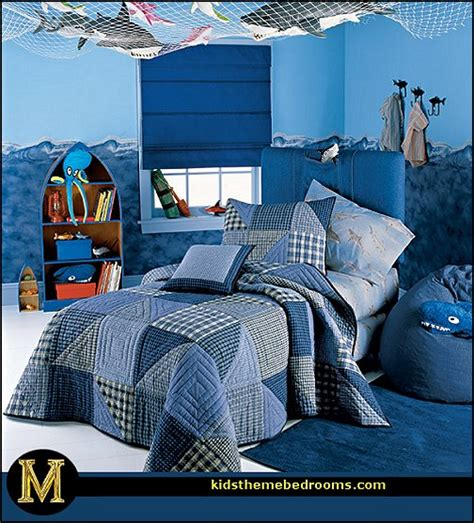 ocean theme bedroom decorating theme bedrooms maries manor shark bedrooms
