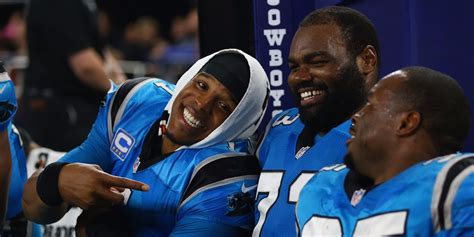 cam newton bench the carolina panthers pulled off an impressive twitter