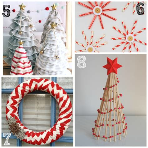 home made christmas decorations 26 diy christmas decor and ornament ideas life love liz
