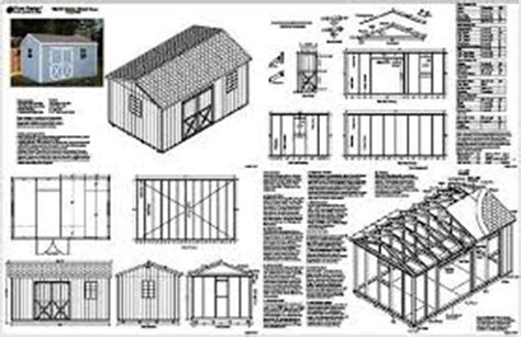 shed plans vip tag14 215 20 shed shed plans vip