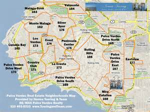 map palos verdes real estate brokers realtors
