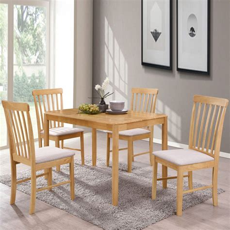 3ft dining table sets alston 3ft 7 oak dining table set 4 chairs free