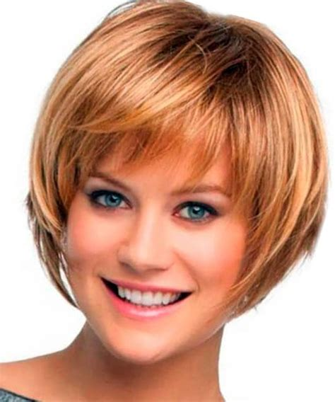 chunky layers for fine hair 2018 popular short layered bob hairstyles for fine hair