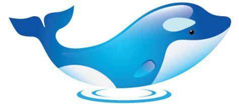 membuat logo ikan paus  adobe illustrator kelas