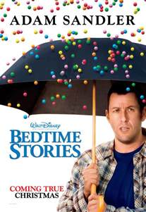 bedtime stories on dvd synopsis and info
