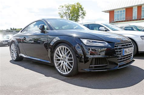 Audi Giveaway 2016 - audi tt rs 2016 to be available with a manual gearbox by car magazine
