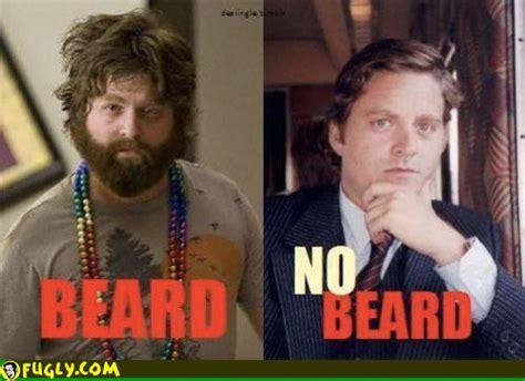 No Beard Meme - zach galifianakis without facial hair memes
