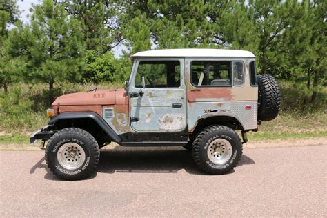 land cruiser fj40 for sale 1977 toyota land cruiser fj40 quot patina