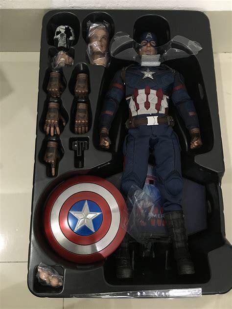 Harga Sewa Kostum Captain America by Toys Captain America Civil War 1 6