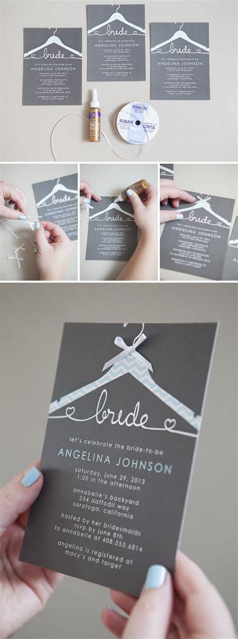 how to embellish quot store bought quot wedding invitations