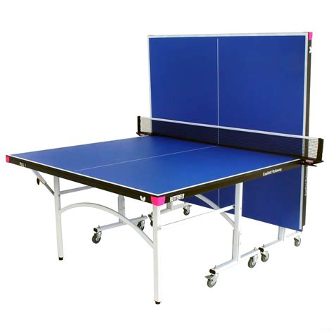 how is a table tennis table butterfly easifold indoor table tennis table