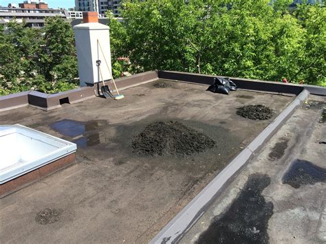 Flat Roof Maintenance Flat Roof Maintenance Archer Roofing Toronto Roofing