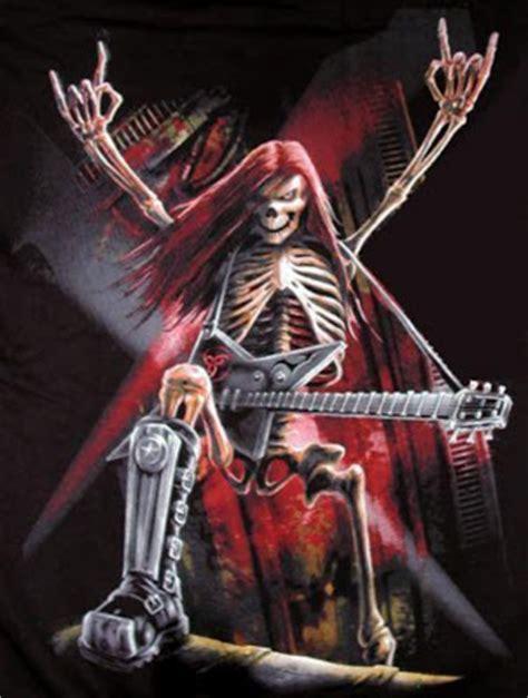 imagenes de calaveras heavy metal imagenes de rock metal taringa