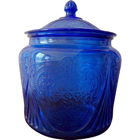 cobalt blue glass l base 1000 images about blue depression glass on pinterest