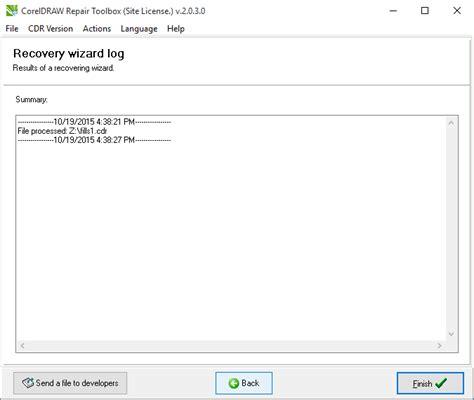 corel draw x5 error reading a bitmap in file coreldraw file repair tool the repair software for