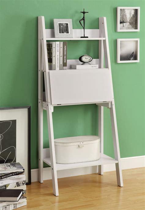 ladder bookcase with desk best 25 ladder desk ideas on pinterest ladder shelves