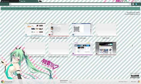 download theme google chrome vocaloid google chrome theme hatsune miku 7 randomness thing