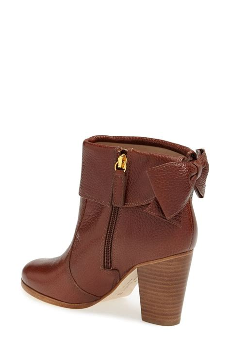 kate spade boots the prettiest kate spade leather bow boot hair styles