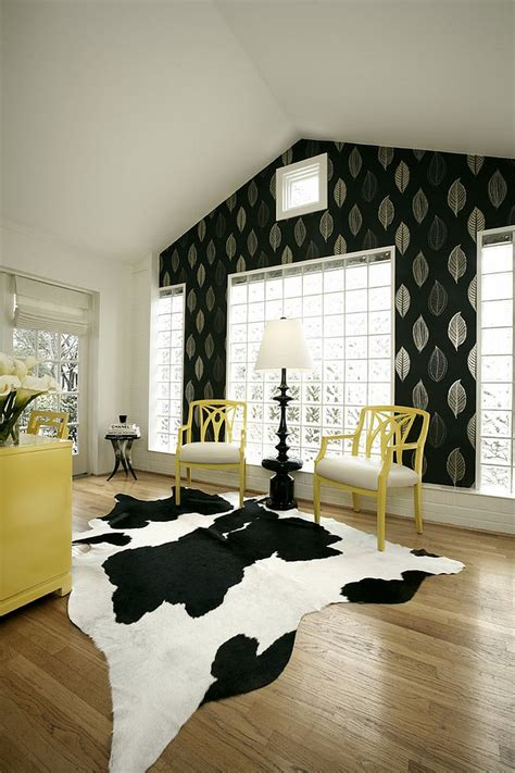 black and white home decor 30 black and white home offices that leave you spellbound
