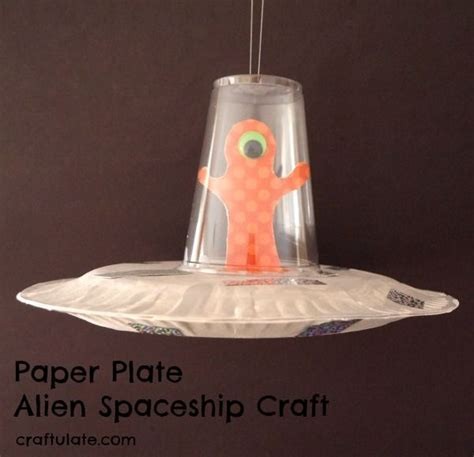 How To Make A Paper Spaceship That Flies - best 25 crafts for ideas on diy