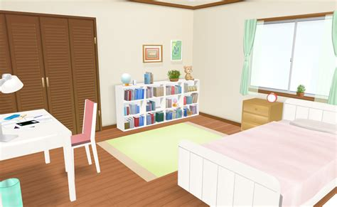 Anime Room by Mmd Cutest Room Big Update By Amiamy111 On Deviantart