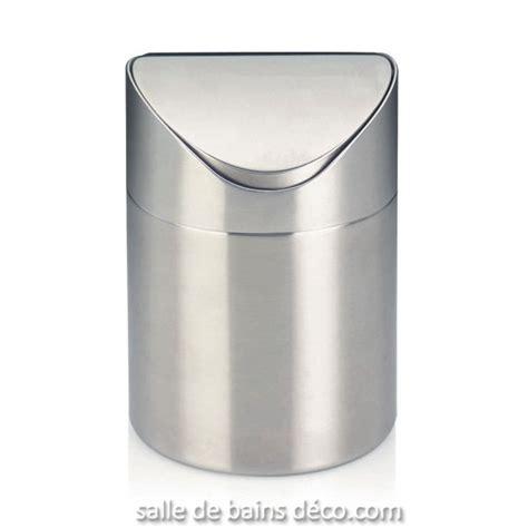 Poubelle Salle De Bain Inox by Poubelle Salle De Bains Design Elegance 1l Inox