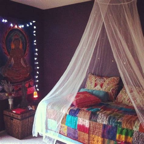 Bohemian Bed Canopy Australia 1000 Images About Hippie Boho Bedrooms On