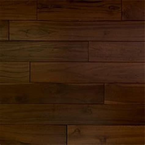 FSC Certified Teak Flooring in the Eco $mart Catalog