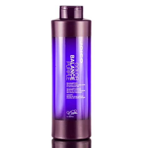 color balance hair joico color balance purple shoo 33 8 oz joico color