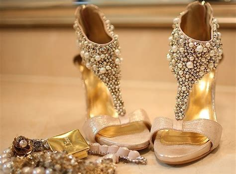 Wedding Shoes Color by Gold Wedding Shoes Chagne Color Wedding