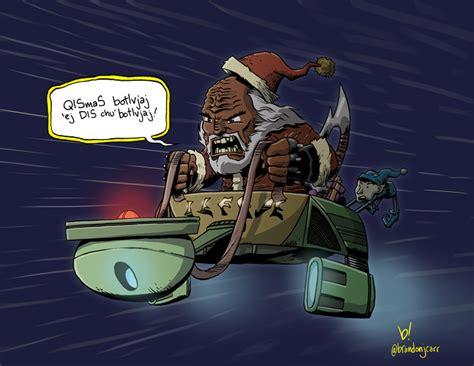 star trek    klingon santa  science fiction fantasy stack exchange