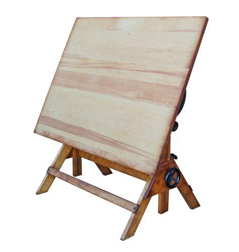 Anco Drafting Table Versitile Anco Bilt Drafting Table C1940 Rejuvenation