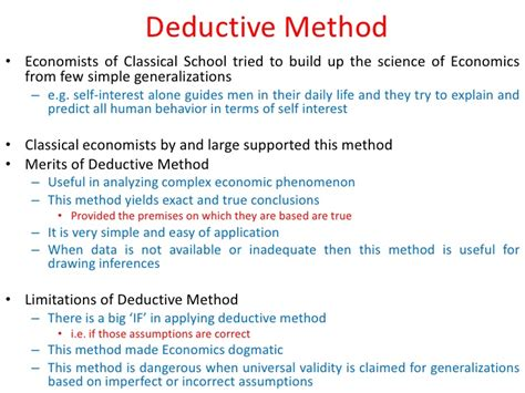principle of induction and deduction lecture 1 definitions and scope
