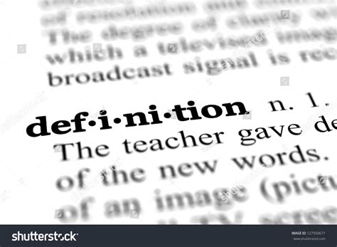 Closets Definition by Definition Word Free Dictionary Stock Illustration